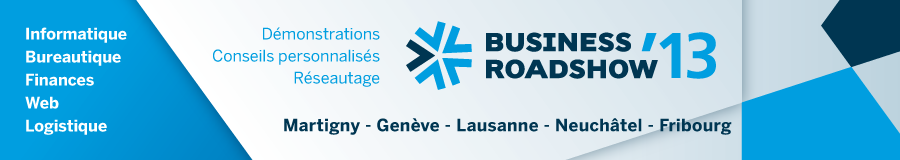 BUSINESS ROADSHOW